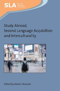 Cover Study Abroad, Second Language Acquisition and Interculturality