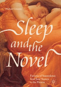 Cover Sleep and the Novel