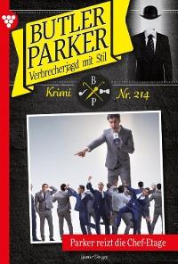 Cover Butler Parker 214 – Kriminalroman