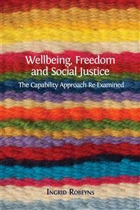 Cover Wellbeing, Freedom and Social Justice