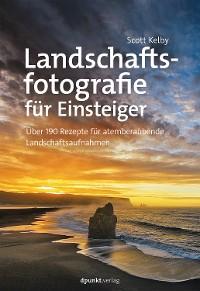 Cover Landschaftsfotografie für Einsteiger