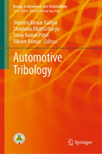 Cover Automotive Tribology