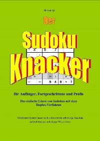 Cover Der Sudoku-Knacker