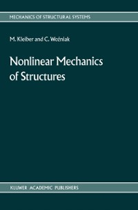 Cover Nonlinear Mechanics of Structures