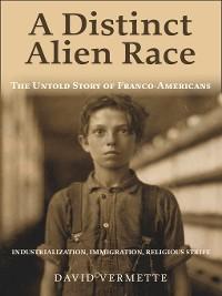 Cover A Distinct Alien Race