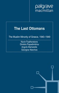 Cover The Last Ottomans