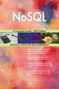 Cover NoSQL A Complete Guide - 2020 Edition