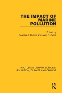 Cover Impact of Marine Pollution