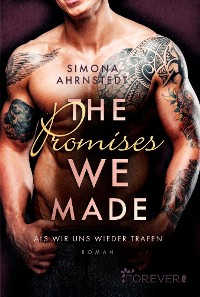Cover The promises we made. Als wir uns wieder trafen