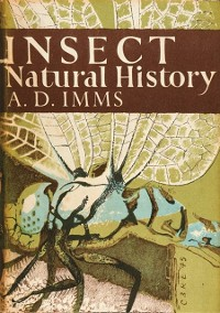 Cover Insect Natural History (Collins New Naturalist Library, Book 8)