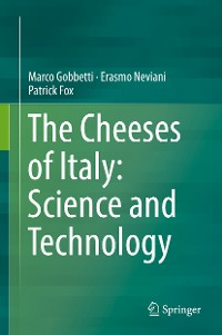 Cover The Cheeses of Italy: Science and Technology