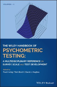 Cover The Wiley Handbook of Psychometric Testing