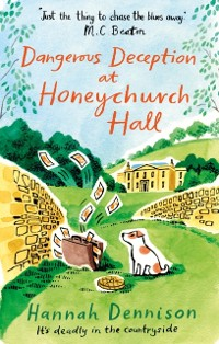 Cover Dangerous Deception at Honeychurch Hall