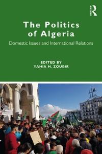 Cover Politics of Algeria