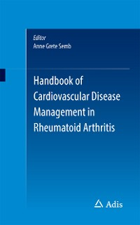 Cover Handbook of Cardiovascular Disease Management in Rheumatoid Arthritis