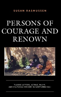 Cover Persons of Courage and Renown