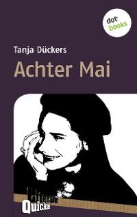 Cover Achter Mai - Literatur-Quickie