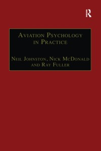 Cover Aviation Psychology in Practice