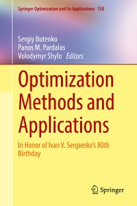 Cover Optimization Methods and Applications