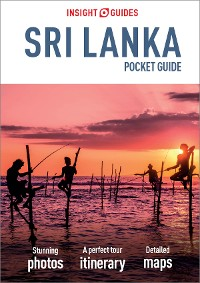 Cover Insight Guides Pocket Sri Lanka (Travel Guide eBook)