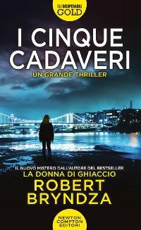 Cover I cinque cadaveri