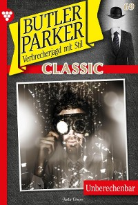 Cover Butler Parker Classic 69 – Kriminalroman