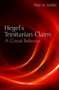 Cover Hegel's Trinitarian Claim