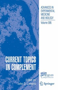 Cover Current Topics in Complement