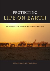 Cover Protecting Life on Earth