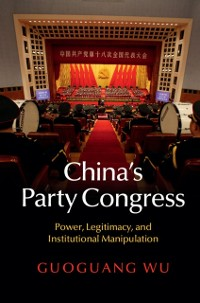 Cover China's Party Congress