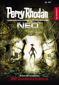 Cover Perry Rhodan Neo 197: Der Dimensionsblock