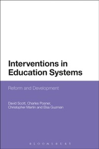 Cover Interventions in Education Systems