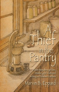 Cover A Thief in the Pantry