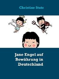 Cover Jane Engel auf Bewährung in Deutschland