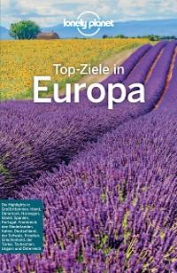 Cover Lonely Planet Reiseführer Top-Ziele in Europa