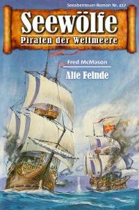 Cover Seewölfe - Piraten der Weltmeere 417