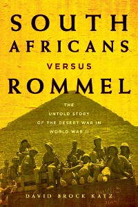 Cover South Africans versus Rommel