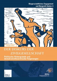 Cover Der Diskurs der Zivilgesellschaft