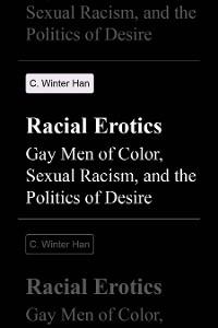 Cover Racial Erotics