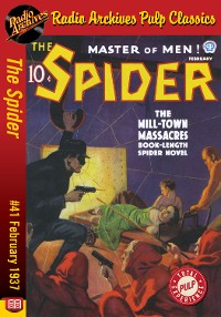Cover The Spider eBook #41