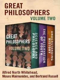 Cover Great Philosophers Volume Two