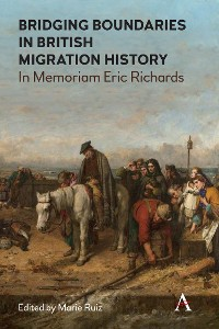 Cover Bridging Boundaries in British Migration History