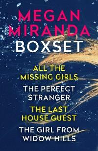Cover Megan Miranda Boxset