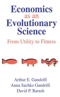 Cover Economics as an Evolutionary Science