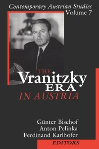 Cover Vranitzky Era in Austria