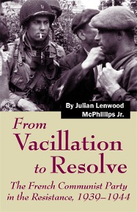 Cover From Vacillation to Resolve