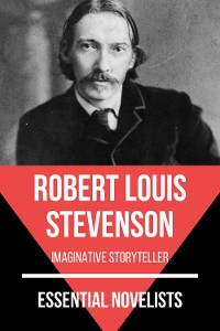 Cover Essential Novelists - Robert Louis Stevenson