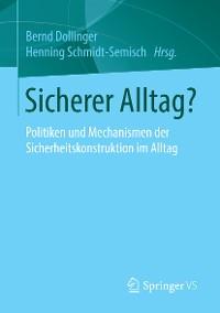 Cover Sicherer Alltag?