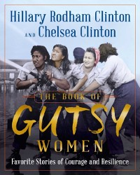 Cover Book of Gutsy Women