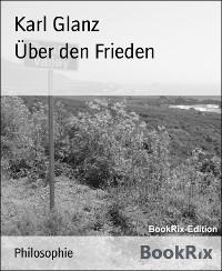 Cover Über den Frieden